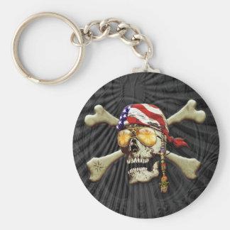 Porte-clés Aviron de pirate