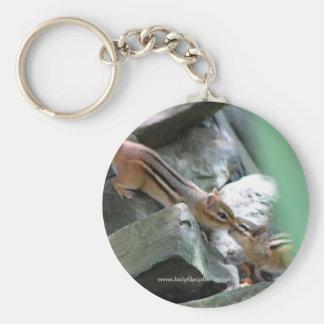 Porte-clés baisers du porte - clé de tamia