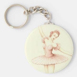 Porte-clés Ballerine