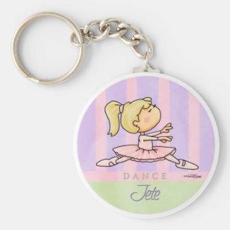 Porte-clés Ballerine de Prima Jete - porte - clé de ballet