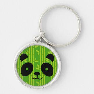 Porte-clés bambou de panda