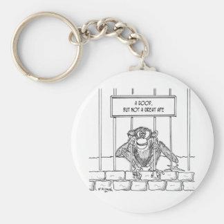 Porte-clés Bande dessinée 1537 de singe