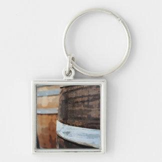 Porte-clés Baril de vin de chêne