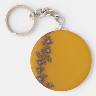 Porte-clés Barrière - porte - clé de fractale