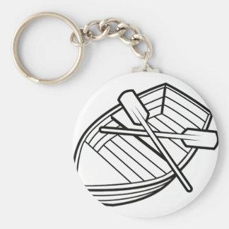 Porte-clés Bateau d'aviron