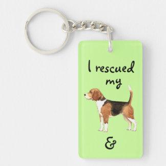 Porte-clés Beagle de délivrance
