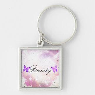 Porte-clés Beauté de papillon