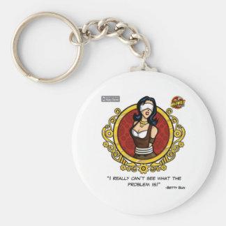 Porte-clés Betty - ce qui est le porte - clé de problème