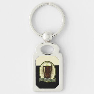 Porte-clés Bière de malt irlandaise drôle