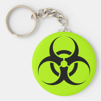 Porte-clés Biohazard