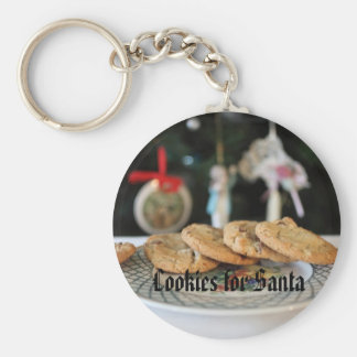 Porte-clés Biscuits pour le porte - clé de Père Noël