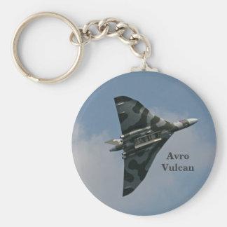 Porte-clés Bombardier d'aile delta d'Avro Vulcan