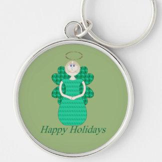 Porte-clés Bonnes fêtes ange
