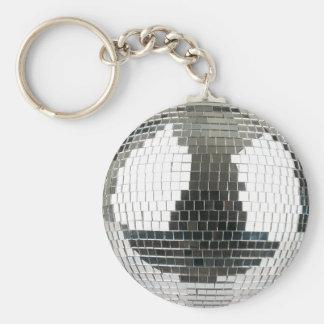 Porte-clés Boule de disco de Mirrorball