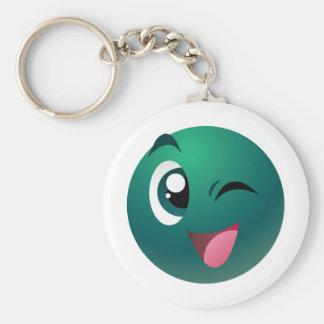 Porte-clés Boule effrontée