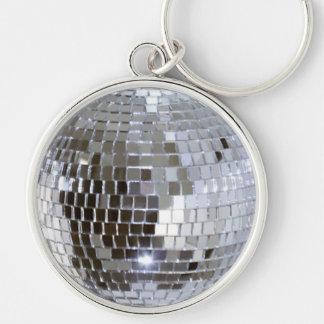 Porte-clés Boule reflétée 1 de disco