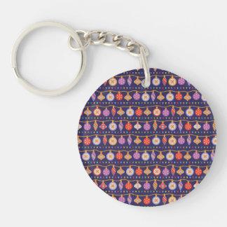 Porte-clés Boules de Noël