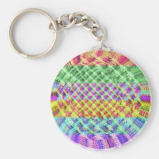 Porte-clés Boules de puissance de diamant