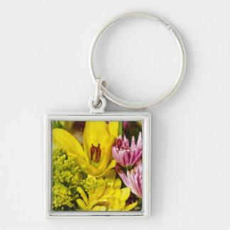 Porte-clés Bouquet gai Painterly