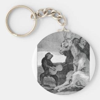 Porte-clés Bravissimo par Francisco Goya