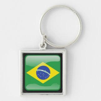 Porte-clés Brésilien poli