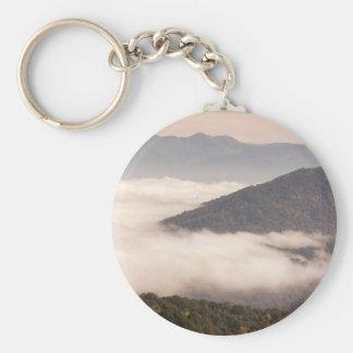 Porte-clés Brouillard appalachien