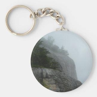 Porte-clés Brouillard de montagne de Ridge bleu
