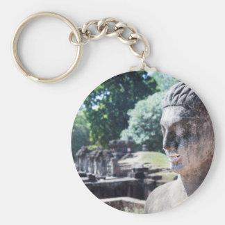 Porte-clés budha de wat d'anghor, Cambodge