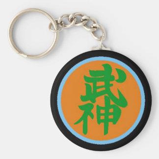 Porte-clés Bujinkan 10ème Dan