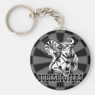 Porte-clés Bullshooters darde l'équipe