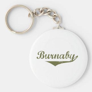 Porte-clés Burnaby