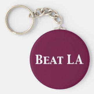 Porte-clés Cadeaux de LA de battement