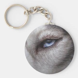 Porte-clés Cadeaux enroués de Malamute de chien de traîneau