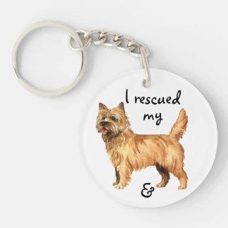 Porte-clés Cairn Terrier de délivrance