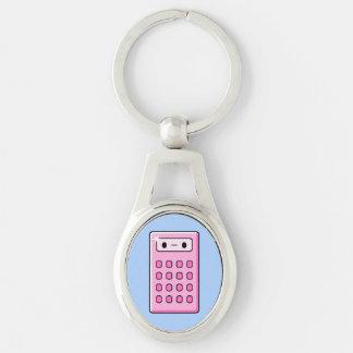 Porte-clés Calculatrice mignonne