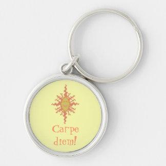 Porte-clés Carpe Diem ! Porte - clé de rayon de soleil