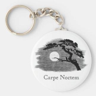 Porte-clés Carpe Noctem