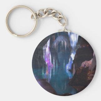 Porte-clés Cavernes éclatantes par le porte - clé de nuit