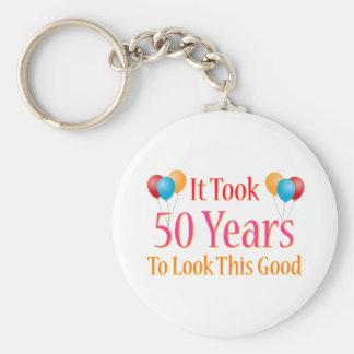 Porte-clés Cela a pris 50 ans pour regarder ceci bon