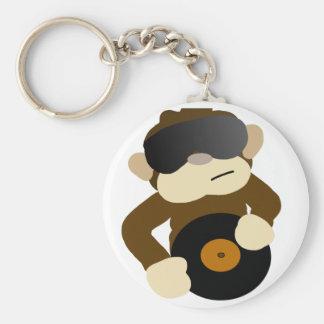 Porte-clés C'est ma confiture, singe