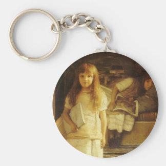 Porte-clés C'est notre coin par monsieur Lawrence Alma Tadema