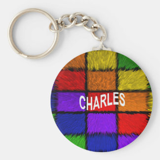PORTE-CLÉS CHARLES
