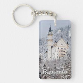 Porte-clés Château de Neuschwanstein
