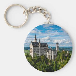 Porte-clés Château de Neuschwanstein - Bavière - l'Allemagne