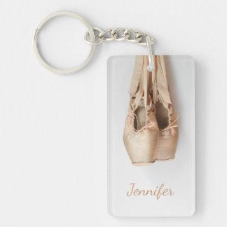 Porte-clés Chaussures de Pointe