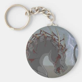 Porte-clés Cheval démoniaque