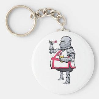 Porte-clés Chevalier de dards - aléatoire