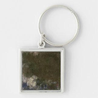 Porte-clés Claude Monet | les nénuphars les nuages, 1914-18