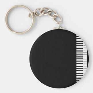 Porte-clés Clés de piano
