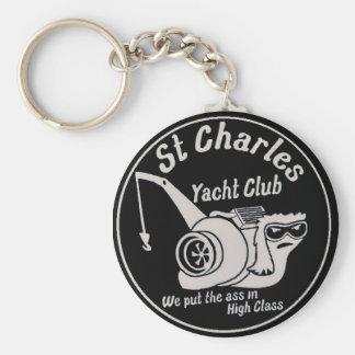 Porte-clés Club de yacht de St Charles